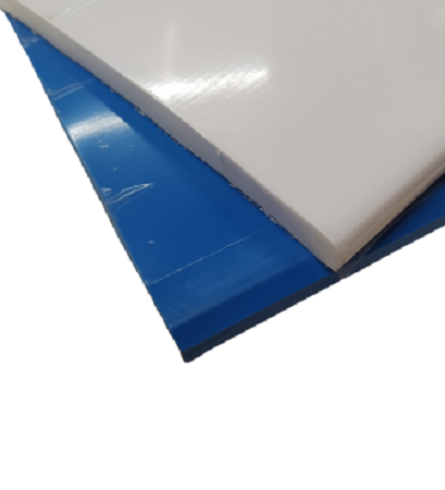 eva antimicrobial blue and white