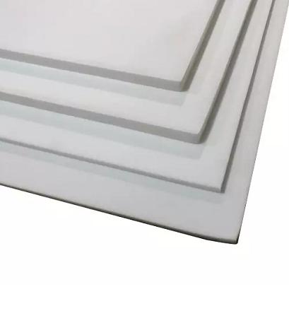 white polyethylene sheeting
